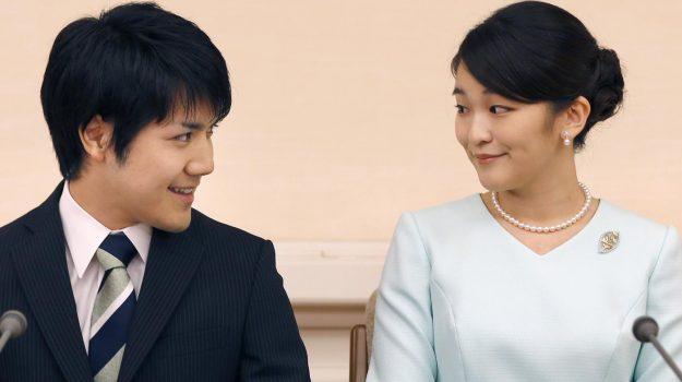 Giappone, la principessa Mako sposa un cittadino comune e rinuncia al titolo nobiliare - FOTO