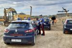 Controlli in un cantiere edile di Sellia Marina, elevate sanzioni per 14mila euro