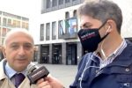 Cosenza, primo giorno di green pass obbligatorio in Comune: oggi controlli a tappeto VIDEO