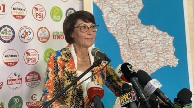 calabria elezioni regionali, Amalia Bruni, Calabria, Politica