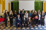 """La scuola che forma l'anima: Vanni Ronsisvalle è ritornato al """"suo"""" Collegio S. Ignazio"""