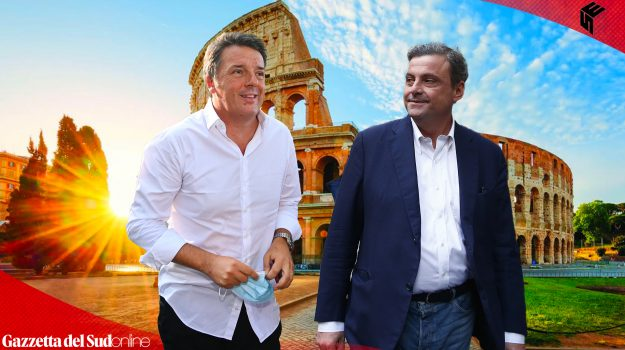 Carlo Calenda, Matteo Renzi, Sicilia, Politica