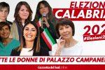 Regionali in Calabria, sei le donne elette. Mai così tante: ecco chi sono