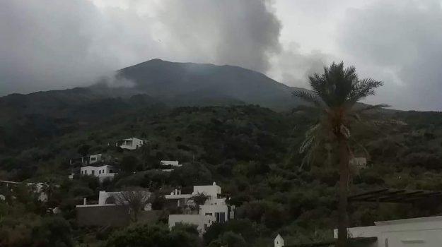 esplosione Stromboli, Sicilia, Cronaca