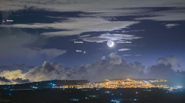 La foto più bella dello spazio? L'ha scattata un siciliano: parola della Nasa
