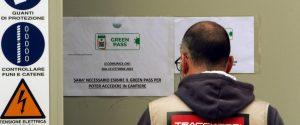 Green pass obbligatorio al lavoro, Draghi firma il dpcm: valido anche il formato cartaceo - LE REGOLE