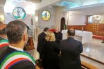 Locri: commemorato Francesco Fortugno, il politico ucciso dalla 'ndrangheta nel 2005