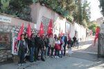 Teatro di Taormina, sit-in degli Asu per la mancata integrazione oraria