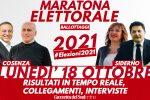 Ballottaggio a Cosenza e Siderno: la diretta dello spoglio su Gazzettadelsud.it