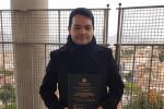 Lo sprint di Samuele Cannas: 4 lauree in 3 mesi, l'ultima in biotecnologie molecolari