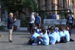"""Messina: 20 aule in meno al """"Verona Trento"""", lezioni in piazza per gli studenti"""