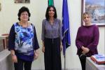 Silvana Ierinò, Giusy Princi e Patrizia Quattrone