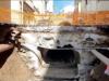 Messina, aperta voragine a Sant'Agata: si teme il maltempo