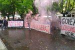 """Cosenza, sindacati di base contro il Governo: """"Serve inversione di tendenza"""" FOTO"""