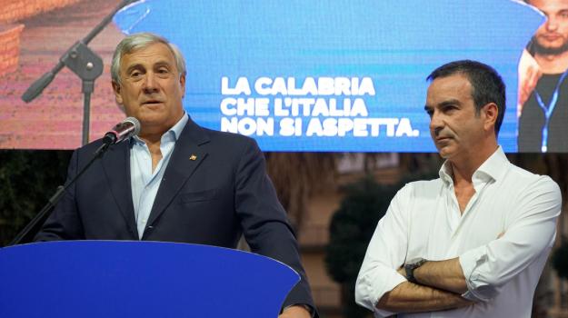 """Occhiuto (Forza Italia) con orgoglio: """"Abbiamo i ministri migliori. La Lega? Siamo con Draghi"""""""