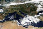 """Meteo: da giovedì rischio uragano mediterraneo in Sicilia e Calabria. Cos'è il """"Medicane"""""""