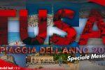 Castel di Tusa è la spiaggia dell'anno 2021 della provincia di Messina secondo i lettori di Gazzetta