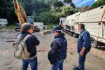 Messina: risveglio amaro dopo la morte del 55enne, un mazzo di fiori ai piedi del viadotto VIDEO