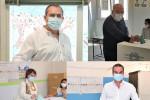 Elezioni regionali in Calabria, i quattro candidati hanno votato VIDEO