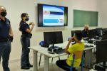 Reggio, la Polizia impartisce a scuola lezioni di sicurezza ferroviaria