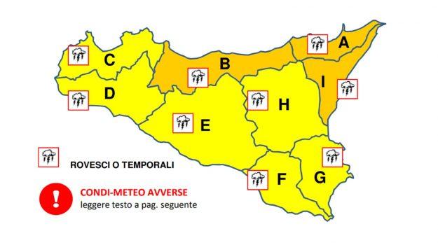 allerta meteo, messina, Messina, Cronaca