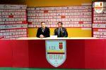 Serie C: il Messina presenta alla stampa il nuovo tecnico Ezio Capuano INTERVISTA