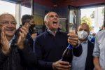 Cosenza al Centrosinistra, ecco chi è il nuovo sindaco Franz Caruso FOTO