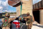 """I genieri della Brigata """"Aosta"""" disinnescano e distruggono una bomba da 250 libbre rinvenuta nel Ragusano"""