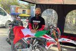Il messinese Giuliano Mancuso festeggia il secondo titolo tricolore di Enduro 125