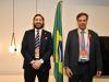 A Expo Dubai Pedini Amati incontra il ministro brasiliano del Turismo
