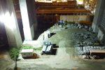 Messina, tragedia nel cantiere del viadotto Ritiro: barriera jersey schiaccia operaio di 55 anni. Sciopero di 8 ore
