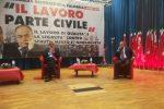 """Gratteri ospite dell'assemblea della Cgil Calabria: """"Magistratura in Italia ai minimi termini"""""""