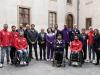Basket in carrozzina, Volpi Rosse Menarini pronte alla sfida