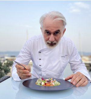 """Lo chef messinese Pasquale Caliri in corsa per il """"Cuoco dell'anno 2021"""""""