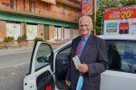 Capo d'Orlando, a tre giorni dai 100 anni va a votare guidando l'auto