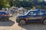 """150 metri cubi di rifiuti """"abusivi"""": denunciato il responsabile dell'Ufficio tecnico di Savelli"""