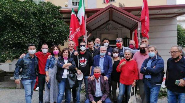 scontri no green pass, Giovanni Mastroeni, Messina, Cronaca