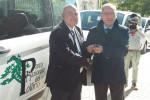 Turismo, il Parco del Pollino dona 9 minivan ad altrettanti comuni