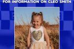 Cleo Smith sparita in Australia. Il governo offre un milione di dollari di ricompensa a chi aiuterà a trovarla