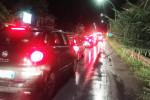 Messina, subito disagi per la chiusura dell'A18: lunghe file a Giampilieri