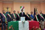"""Il ministro Colao riceve la cittadinanza di Fossato Serralta: """"Un posto della mia infanzia"""""""