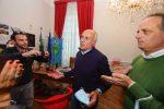 Cosenza, Franz Caruso già lavora da sindaco