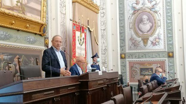 consiglio provinciale, cosenza, Franco Iacucci, Cosenza, Politica