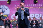 Regionali Calabria, Salvini: centrodestra unito ovunque. Stoccate alla sinistra