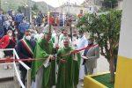 A Saponara inaugurato l'oratorio Papa Giovanni XXIII di Scarcelli, a dieci anni dall'alluvione