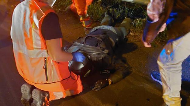 Grave incidente a Rende, ferito un 29enne trasportato in codice rosso in ospedale