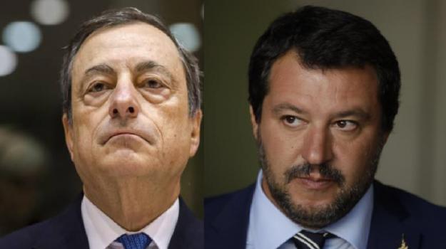 Mario Draghi, Matteo Salvini, Sicilia, Politica