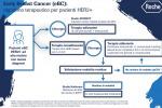 Due nuove molecole per la cura del tumore al seno HER2+ in fase precoce