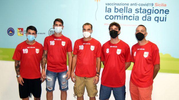 acr messina, coronavirus, green pass, vaccinazioni, Messina, Sport