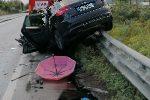 Tarsia, muore la 33enne coinvolta nell'incidente sulla Ss283